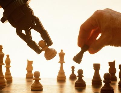 روش بازی شطرنج در کامپیوتر