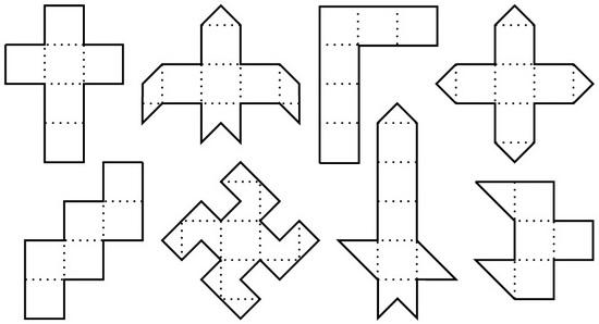 م بالا زده تست هوش فضایی: چند مکعب می توانیم بسازیم؟