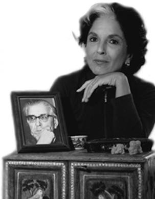فریبا هشترودی، دختر پروفسور محسن هشترودی