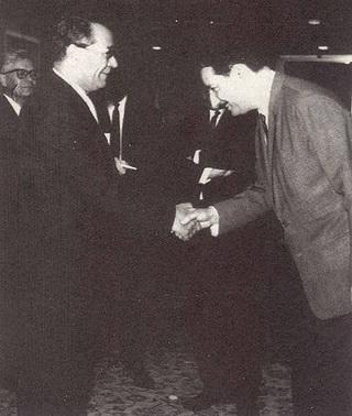 پرویز شهریاری - دکتر خانلری