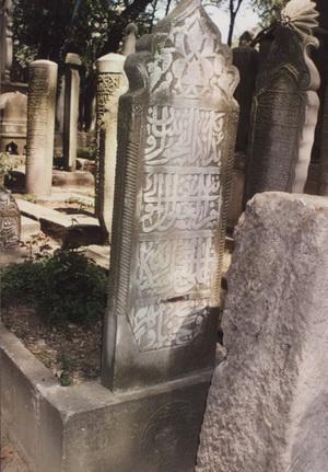 قبر ملاعلی قوشچی در استانبول