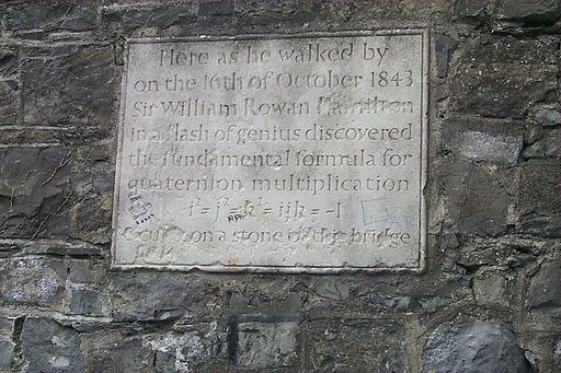 پلاک یادبود ویلیام همیلتون