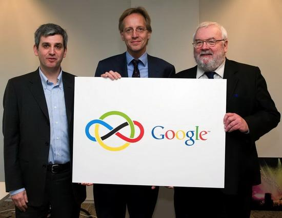 گوگل، اسپانسر اصلی IMO