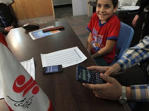 آتیلا کارآفرین در دفتر خبرگزاری مهر