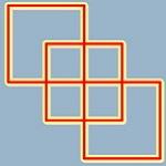 تست هوش: عبور از مسیرهای مربعی!