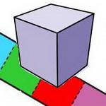 تست هوش: ساخت مکعب با یک نوار!