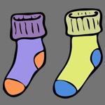 معمای ریاضی: جوراب های یکسان!