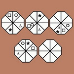 تست هوش: هشت ضلعی هشت خانه ای!