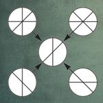 تست هوش: دایره های علامت گذاری شده!