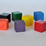 معمای ریاضی: مکعب های کوچک