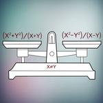 معمای ریاضی: کفه سنگین تر