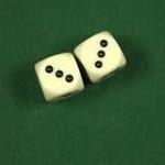 سؤال ریاضی: پرتاب تاس ها و بررسی یک احتمال خاص