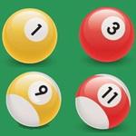 تست هوش: جمع اعداد روی توپ ها