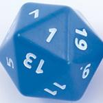 معمای ریاضی: احتمال در پرتاب تاس ۲۰ وجهی