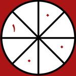 معمای المپیادی: صفر و یکها در دایره تقسیم شده